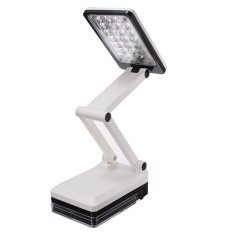 Discount Portable Eye Protection Led Foldable Rechargeable Study Reading Light Desk Lamp Intl Runda Century