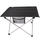 Compare Prices For Portable Lightweight Aluminum Roll Up Folding Table Outdoor Camping Picnic Table Ultra Light Intl