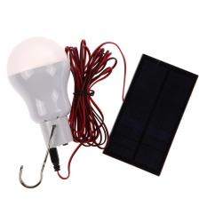 Price Comparison For Portable Solar Power Led Bulb Lamp Outdoor Lighting Camp Tent Fishing Lamp