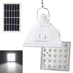 Sale Portable Outdoor Camping Yard Solar Powered Lamp Led Emergency Night Light Online China