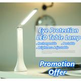 Retail Portable Study Desk Book Reading Led Light Rechargeable Model White Led