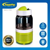 Buy Powerpac Led Mosquito Trap With Suction Fan Pp2231 Powerpac Cheap
