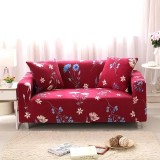 Best Deal Printed Stretch Elastic Sofa Cover Slipcovers Couch Furniture Protector For 3 Seater Intl