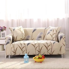 Printed Stretch Elastic Sofa Cover Slipcovers Couch Furniture Protector For 3 Seater Intl China