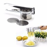 Great Deal Prioritychef Potato Ricer And Masher Makes Light And Fluffy Mashedpotato Perfection 100 Stainless Steel Intl