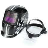 Sale Pro Solar Welder Mask Electrowelding Auto Darkening Welding Helmet Racing Track On China