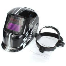 Purchase Pro Solar Welder Mask Electrowelding Auto Darkening Welding Helmet Racing Track