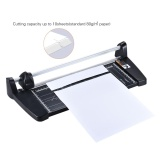 Professional A4 Rotary Paper Trimmer Cutters Guillotine With 10 Sheets Cutting Capacity For Sch**l Business Office Supplies Intl Reviews