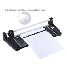 Professional A4 Rotary Paper Trimmer Cutters Guillotine With 10 Sheets Cutting Capacity For Sch**l Business Office Supplies Intl Lowest Price