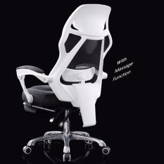 Professional Ergonomics Gaming Chair - Free Massage Function ( With Foot Rest)