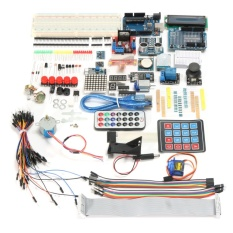 Top Rated Professional Uno R3 Starter Kit For Arduino Lcd Servo Motor Compass Gyro Us Intl