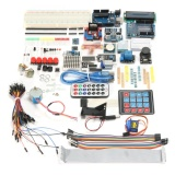 Retail Professional Uno R3 Starter Kit For Arduino Lcd Servo Motor Compass Gyro Us Intl