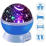 Where Can You Buy Projection Lamp Moon Night Light Usb Rotating Led Star Sky Projector Lamp Mood Light Decorative Light Baby Nursery Light For 3 Models Lighting Light Intl