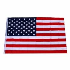 Promotion American flag USA - 150 × 90cm (100% image-compliant) - intl