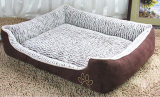Compare Puppy Pet Puppy Dog Bed L Coffee