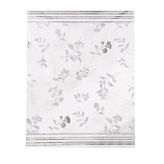 Buy Pvc Pastoral Style Table Cloth Waterproof White 137X100Cm Intl Cheap China
