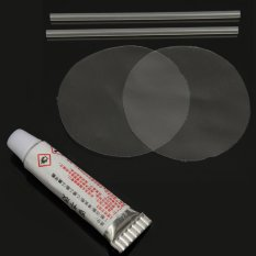 Pvc Puncture Repair Patch Glue Kit For Inflatable Toy Swim Pool Air Bed Dinghies - Intl By Five Star Store.