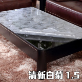 Cheapest Pvc Waterproof Oil Soft Glass Mat Table Cloth