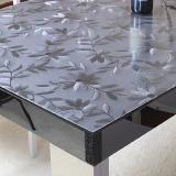 Waterproof Anti Heating Thick Pvc Transparent Table Mat Price Comparison