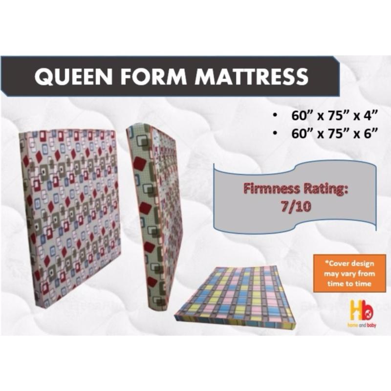 Queen Foam Mattress 60 x 75 4