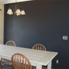 Rainbow 45X100cm Removable Chalk Board Black Blackboard Vinyl Sticker Vinylchalkboard Removable Wall Sticker For Children Paint Homedecoration - intl