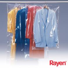 Rayen Translucent Overcoat/clothes/dress/suit/ Garment Covers (anti-Moth/anti-Dust) Prevents Moths & Dust (6 In A Pack) R6048.