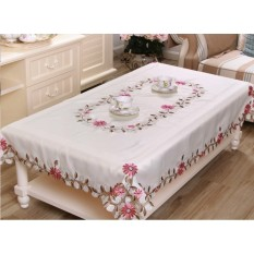 d48a46288a0 RBStore Dining Table Cloth Coffee Table Cloth Rectangular Cushion Suitround  Table - intl