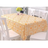 Rectangular Waterproof Tablecloth Table Protector For Kitchen Dining Room Intl Review