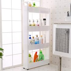 Refrigerator Bathroom With Shelving Rack Kitchen Storage Rack Shop