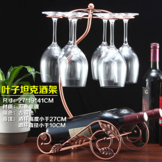 Price Removable Hanging Upside Down Cup Holder Wine Glass Rack On China