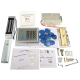 Rfid Kit Electric Door Lock Magnetic Access Control Id Password Safty System Em On Line