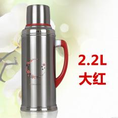 Best Offer Rich Light Vacuum Hot Water Bottle Insulation Bottle Thermos Home Insulation Pot Open Bottle Full Stainless Steel Liner