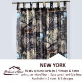 Price Rinco Bonington New York Vintage Curtain On Singapore