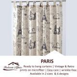Buy Rinco Bonington Paris Vintage Curtain Online Singapore