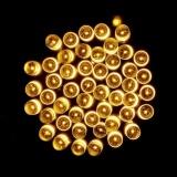 Best Price Rojey 20 4 M 200 Led Solar Lamps String Christmas Wreaths Wedding Decoration Light Ye Intl