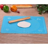 Buying Rolling Pin Silicon Pastry Mat Silicone Large Pastry Mat With 19 6 X 15 7 ,Dough Roller Sleek And Sturdy 11 8 Perfect Match Intl