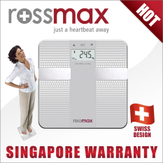 Buy Rossmax Bmi Body Fat Monitor Weighing Scale Wf260 Rossmax Cheap