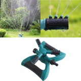 Top Rated Rotary 3 Arms Garden Watering Sprinkler Multi Use Lawn Irrigation System Intl