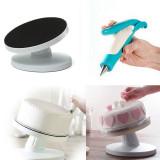 Rotating Tilting Cake Turntable Decoration Nonslip Baking Kitchen Display Stand Intl Reviews