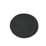 Buy Pad Flame Retardant Cotton Point Hong Cotton Incense Burner Oem