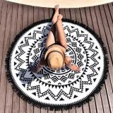 Sale Round Hippie Tapestry Beach Throw Roundie Mandala Towel Yoga Mat Bohemian Intl China
