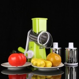 Compare Price Round Mandoline Vegetable Slicer Potato Julienne Carrot Grater Cheese Cutter Intl Not Specified On China