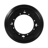 How To Buy Round Turntable Bearing Rotating Swivel Plate 9 Black Intl