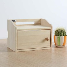 Low Price Wood Power Wire Storage Box