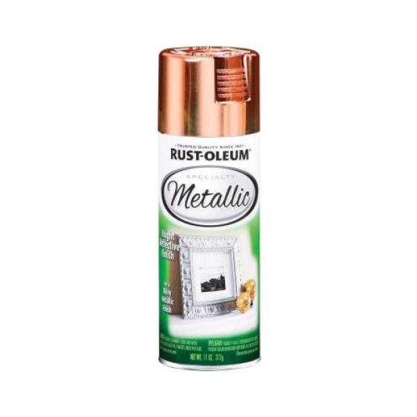 Rust-Oleum Specialty Metallic Spray 11oz (Copper) 1937830 RustOleum
