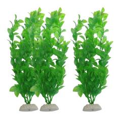 S & F Artificial Water Plants Plastic For Aquarium