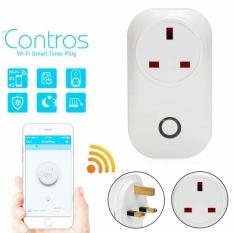Vigo S20 Phone Wifi Wireless Remote Control Switch Smart Power Socket Plug For Sonoff - intl