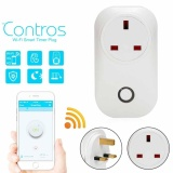 Deals For S20 Wifi Wireless Remote Control Socket Smart Timer Plug Smart Home Power Socket Intl