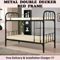 SAFARI Double Decker Bed with 1 Plywood