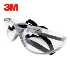 Safety Glasses Goggles Anti-Fog Antisand Windproof Anti Dust Resistant Transparent Glasses Protective Working Eyewear - Intl By 58953mm